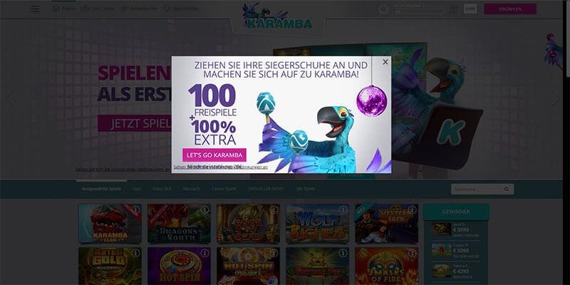 karamba casino startseite
