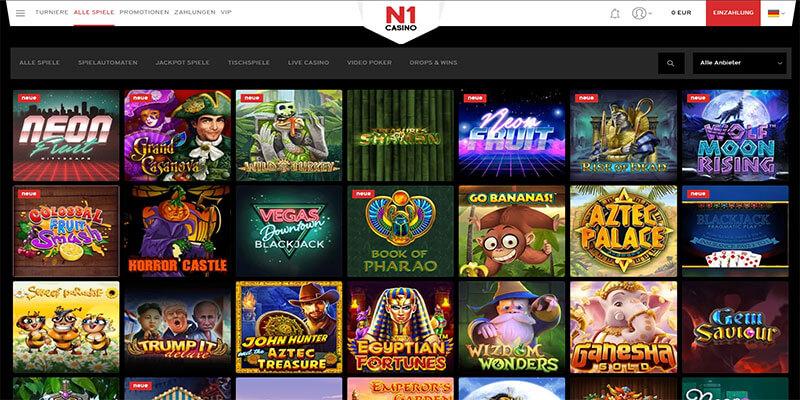 n1 casino spiele